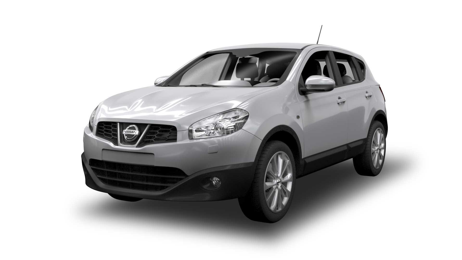 Nissan Qashqai (J10)