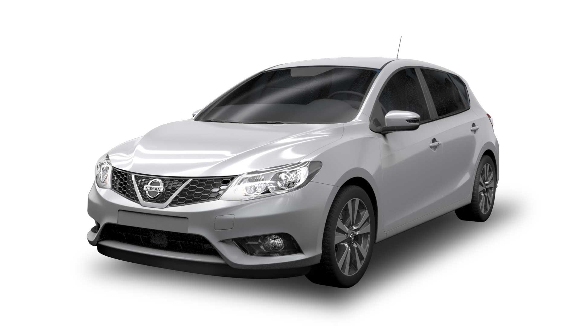 Nissan Tiida (C13)